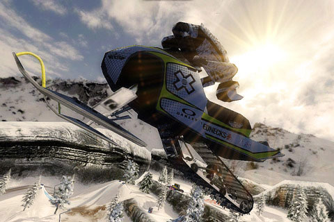 Video Game Preview - X Games SnoCross - Snowmobile.com