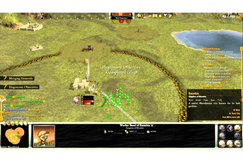 Hegemony Gold: Wars of Ancient Greece - Demo Showcase ...