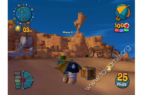 Download Worms 4 Mayhem Full Version Free Pc - ohiorevizion
