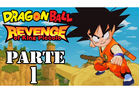 Let's Play: Dragon Ball Revenge of King Piccolo - Parte 1 ...