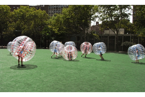 Bubble Ball Soccer Game Play - Bubble Ball Soccer NYC ...