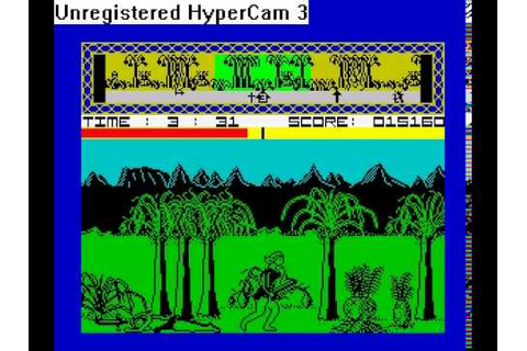 Legend Of The Amazon Women (ZX Spectrum) - YouTube