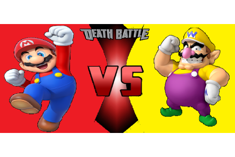 Mario vs Wario | Death Battle Fanon Wiki | Fandom