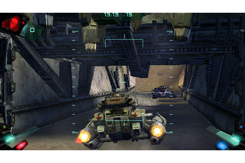 BattleZone Game | PSP - PlayStation