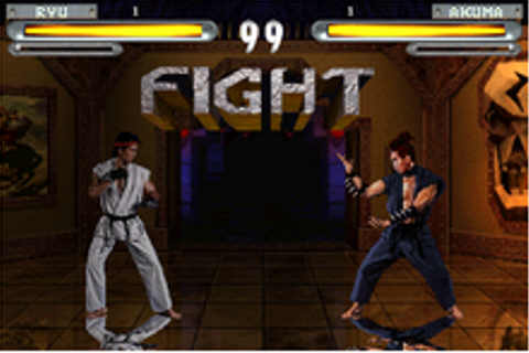 Street Fighter: The Movie (arcade game) - Wikipedia