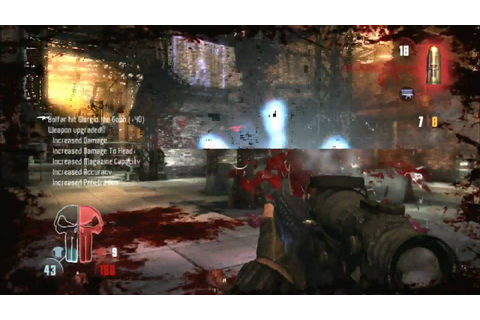 Classic Game Room HD - THE PUNISHER: NO MERCY for PS3 ...