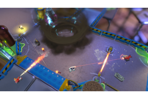 Micro Machines World Series - Download Free Full Games ...
