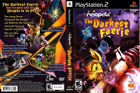Neopets: The Darkest Faerie full game free pc, dow