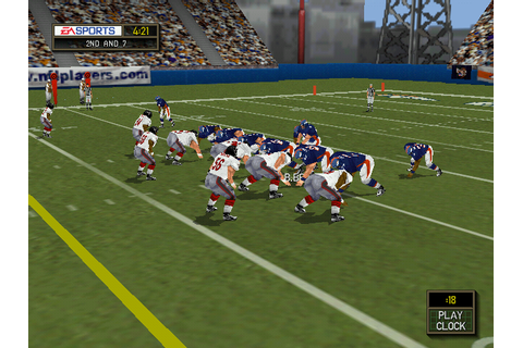 Madden NFL 2000 Screenshots for Windows - MobyGames