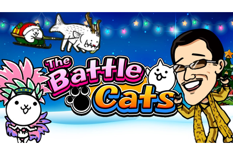 HOLIDAY BATTLE CATS - App Game - YouTube