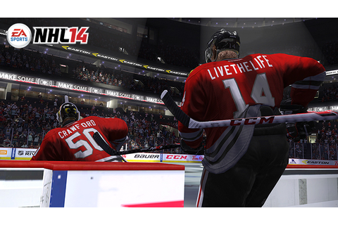 Review: NHL 14 - Hardcore Gamer