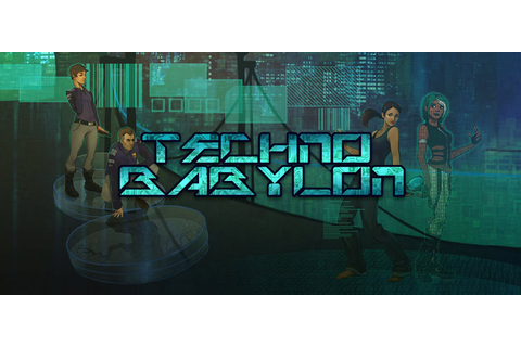 Technobabylon Free Download Full PC Game FULL Version