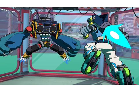 Lethal League Blaze will smack balls at you next month ...