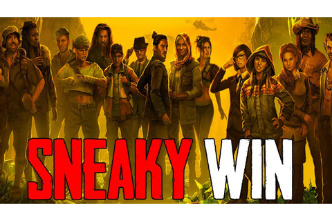 Sneaky Win! - NEW Survival Battle Royale Game - SOS ...