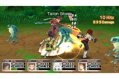Screens: Tales of the World: Radiant Mythology - PSP (7 of 20)