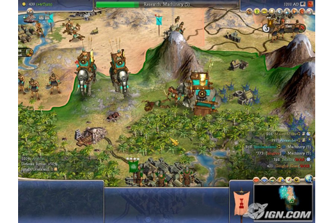 Civilization IV « Classic Test « Games « NetNight2000 Blog
