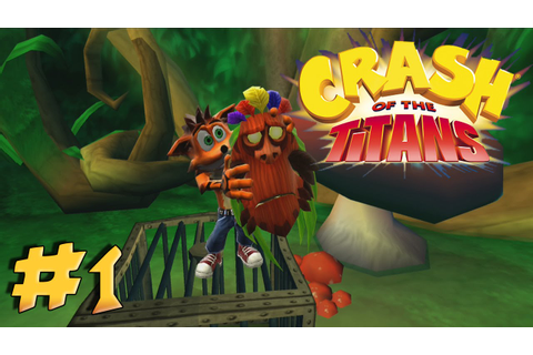 Crash of the Titans: Episode 1 - YouTube