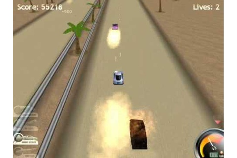 Highway Pursuit (Gameplay) - YouTube