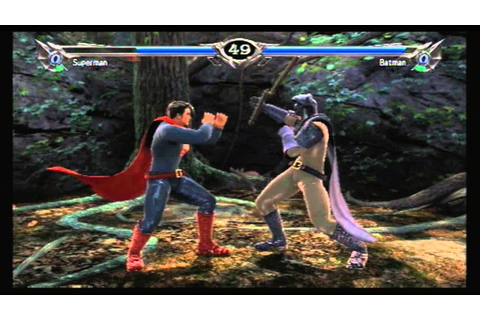 Batman Vs Superman Games