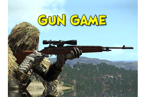 GUN GAME! - Arma 3 - YouTube
