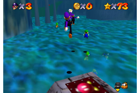 'Super Mario 64' is an online multiplayer game thanks to ...
