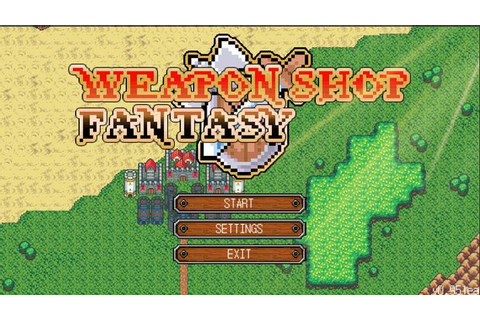 Weapon Shop Fantasy Free Download PC Games | ZonaSoft
