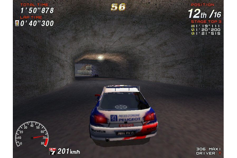 Download Sega Rally 2 Championship (Windows) - My Abandonware
