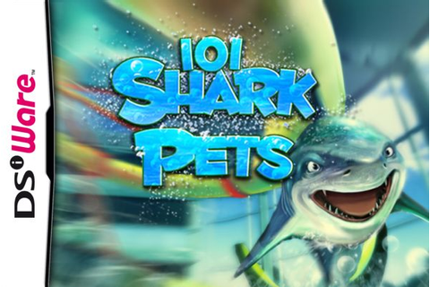 101 Shark Pets (DSiWare) News, Reviews, Trailer & Screenshots