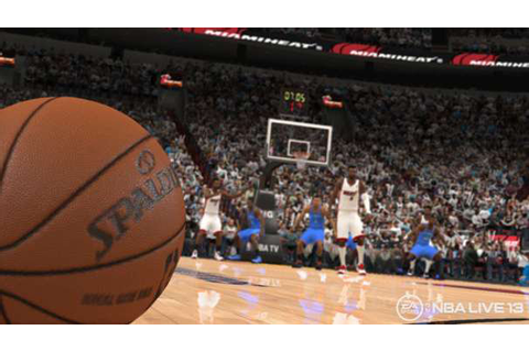 Amazon.com: NBA Live 13 - Xbox 360: Video Games