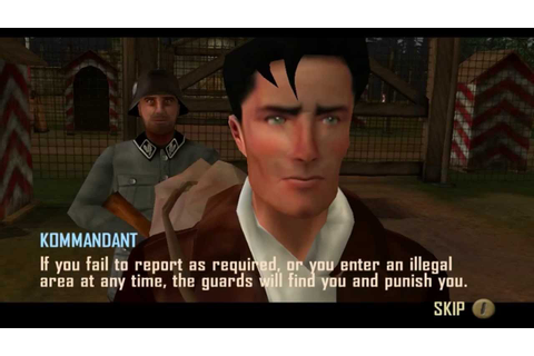 Prisoner Of War: Video Game - Chapter 1 - Captured ...