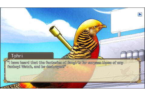 Hatoful Boyfriend: Holiday Star - Download Free Full Games ...