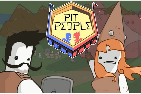 Pit People · The Best PC Games