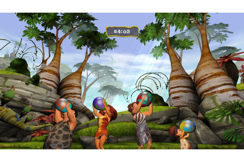 The Croods: Prehistoric Party! (Wii U) Game Profile | News ...