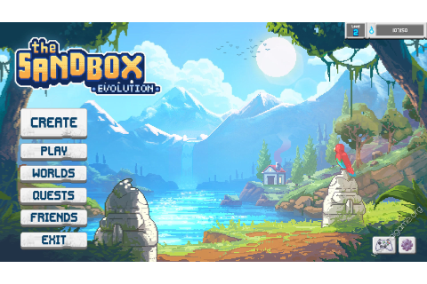 The Sandbox Evolution - Craft a 2D Pixel Universe! - Tai ...