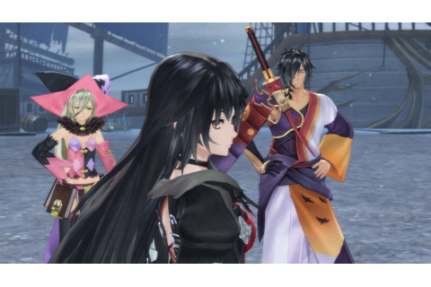 Buy Tales of Berseria Steam