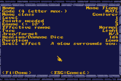 Download The Bard's Tale Construction Set - My Abandonware