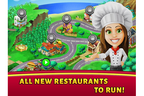 New Released Sequel of a Top Restaurant Management game ...