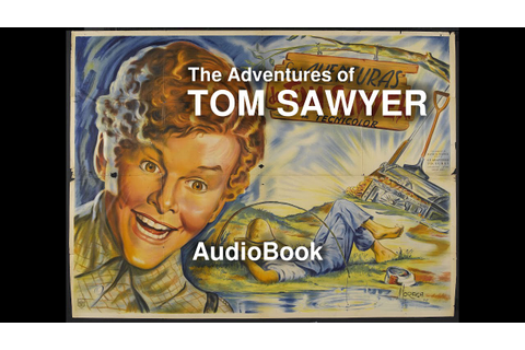 The Adventures of Tom Sawyer Chapters 1, 2 Illustrated ...