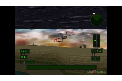 Independence Day - Gameplay PSX (PS One) HD 720P ...