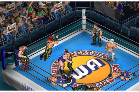 Fire Pro Wrestling Returns - Rage in the Cage: The 10 Best ...