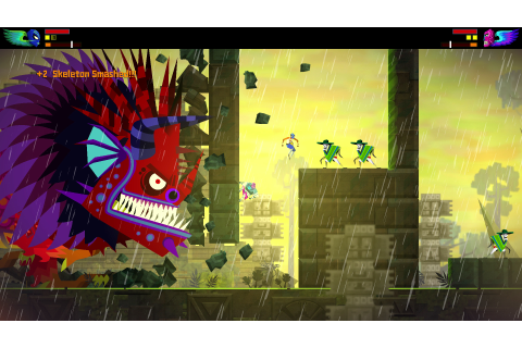 Guacamelee! Super Turbo Championship Edition - Recensione ...