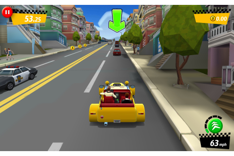 Crazy Taxi™ City Rush – Games for Android 2018 – Free ...