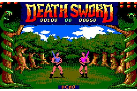 Indie Retro News: BarbarianCPC & Deathsword 128k : Head ...