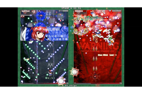 Touhou 9 Phantasmagoria of Flower View Free Download PC ...