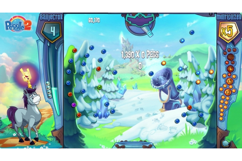 Peggle 2 rated for PlayStation 4, Xbox 360 in South Korea ...