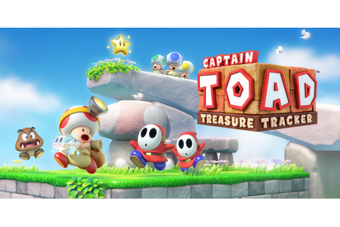 Captain Toad: Treasure Tracker | Wii U | Games | Nintendo