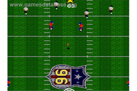Madden NFL '96 - Sega Game Gear - Games Database