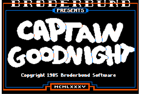 Captain Goodnight and the Islands of Fear Screenshots for ...