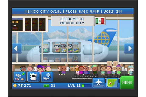 Pocket Planes - Airline Management on the App Store