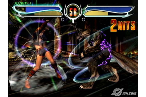 Bloody Roar 4 PS2 GAME ISO